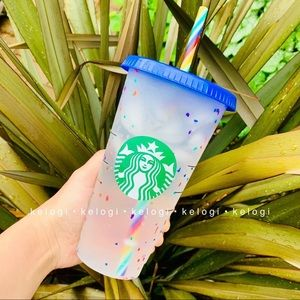 Starbucks Other - ✏️LAST FEW🌈Limited Supply Left Pencil & Confetti